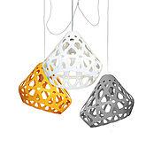 Для дома и интерьера handmade. Livemaster - original item ZAHA trehrozhkovye tricolor LIGHT chandelier 7. Handmade.