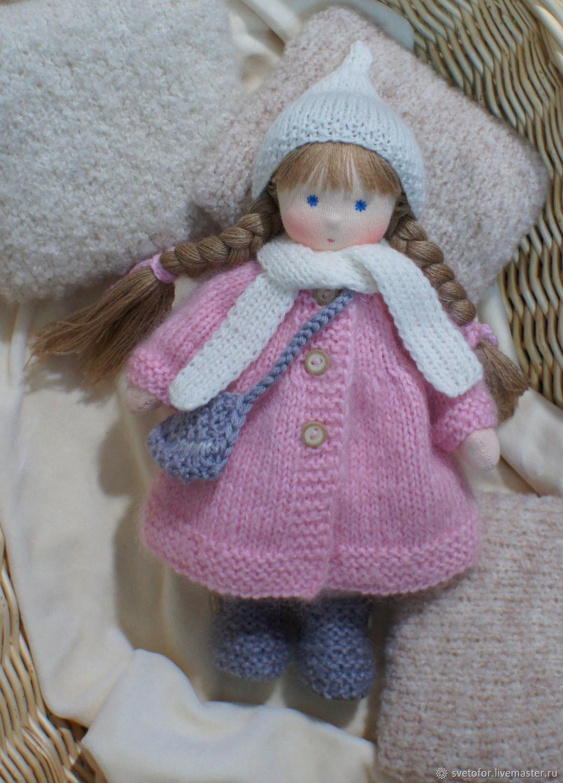 Вальдорфская кукла для Ольги, 26 см, Вальдорфские куклы и звери, Пермь,  Фото №1