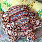 Для дома и интерьера ручной работы. Ярмарка Мастеров - ручная работа Подушка- тартила. Handmade.