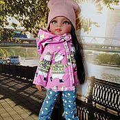 Одежда для кукол ручной работы. Ярмарка Мастеров - ручная работа Классный комплект одежды для Паолочек. Handmade.