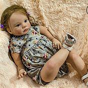 Reborn handmade. Livemaster - original item Reborn doll Gabriella 2. Handmade.