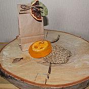 Для дома и интерьера handmade. Livemaster - original item Gift set sponge with soap.. Handmade.