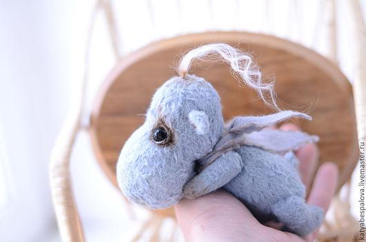 Мишки Тедди ручной работы. Ярмарка Мастеров - ручная работа. Купить БегеМотик. Handmade. Сероголубой, беспалова катя, трессы