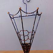 Для дома и интерьера ручной работы. Ярмарка Мастеров - ручная работа Зонтница настенная. Handmade.