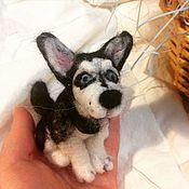 Куклы и игрушки ручной работы. Ярмарка Мастеров - ручная работа Хаски. Handmade.
