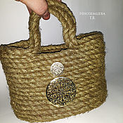 Сумки и аксессуары handmade. Livemaster - original item Mini bag. Basket.. Handmade.