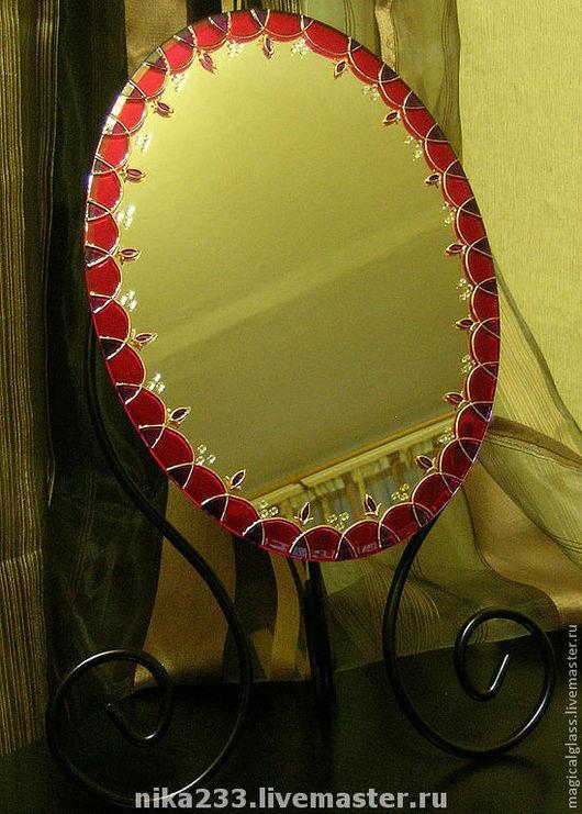 Авторское зеркало, зеркало в подарок, зеркало с рисунком, зеркало с росписью, зеркало в комнату, зеркало косметическое, зеркало для интерьера, зеркало с ручкой, зеркало на ножках, зеркало настольное.