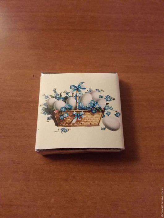 """Подарки на Пасху ручной работы. Ярмарка Мастеров - ручная работа. Купить Кулинарный сувенир """"Светлой Пасхи!"""", арт 037-16. Handmade."""