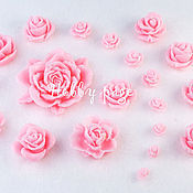 Материалы для творчества handmade. Livemaster - original item Silicone molds for soap Roses. Handmade.