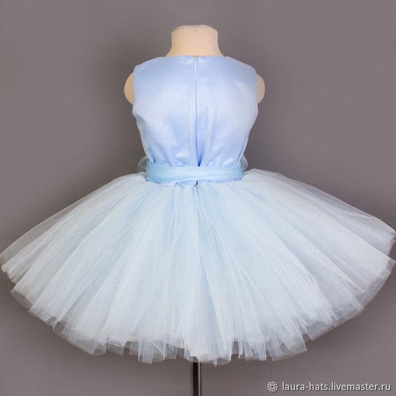Нарядное платье Искорка для девочки Платье на Новый год