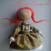 Куклы и игрушки ручной работы. Ярмарка Мастеров - ручная работа Музочка. Handmade.