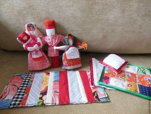 Народные куклы ручной работы. Ярмарка Мастеров - ручная работа. Купить Традиционные народные куклы (скрутка). Handmade. Народная кукла