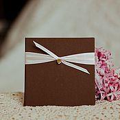 Сувениры и подарки ручной работы. Ярмарка Мастеров - ручная работа Футляр для CD/DVD диска. Handmade.