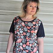 Одежда handmade. Livemaster - original item A suit of Jersey for home and leisure. Handmade.