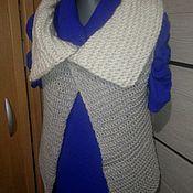 Одежда handmade. Livemaster - original item Two-tone vest. Handmade.