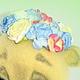 Игрушки животные, ручной работы. Заказать Милашка Синди. riki(Мартынова Юлия). Ярмарка Мастеров. Оливковый, подарок, хлопковая нить