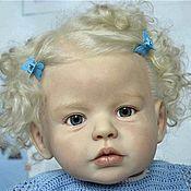 Куклы и игрушки ручной работы. Ярмарка Мастеров - ручная работа кукла реборн Lena. Handmade.