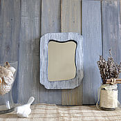 Для дома и интерьера handmade. Livemaster - original item Mirror table wall interior frame of wood decorative. Handmade.