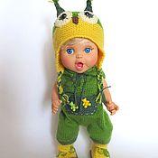 """Куклы и игрушки ручной работы. Ярмарка Мастеров - ручная работа Вязаная одежда для кукол BABY FACE """"Совенок"""". Handmade."""