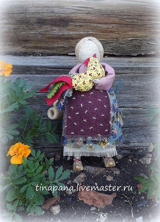 """Народные куклы ручной работы. Ярмарка Мастеров - ручная работа. Купить """"Аришка"""" игровая кукла. Handmade. Тряпичная кукла, кукла"""