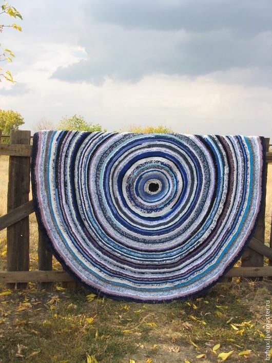 Коврик `Север-2`,  диаметр 2,2м, цена 5500 руб. Готовая работа
