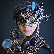 """Украшения ручной работы. Ярмарка Мастеров - ручная работа Браслет """"Венецианский карнавал"""". Handmade."""