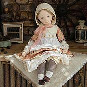 Куклы и игрушки handmade. Livemaster - original item Collectible textile interior doll Mashenka. Handmade.