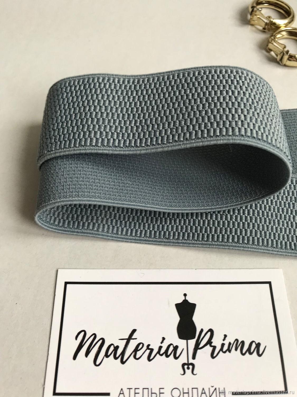 Резинка широкая серая для пояса и подтяжек – купить на Ярмарке Мастеров – KMHMIRU | Резинки, Москва