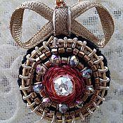 Vintage earrings handmade. Livemaster - original item Earrings