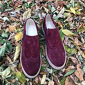 Обувь ручной работы handmade. Livemaster - original item Elastic shoes