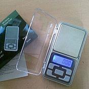 Электронные портативные весы MH 0,01-200 гр.