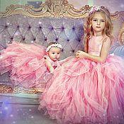 """Платья ручной работы. Ярмарка Мастеров - ручная работа Платье """"I love you princess"""" или Пироженка). Handmade."""