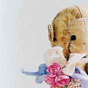 Аксессуары ручной работы. Ярмарка Мастеров - ручная работа Обезьянка Лейт. Handmade.