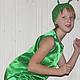 Детские карнавальные костюмы ручной работы. Костюм для утренника, карнавальный костюм: Кузнечик, кузнец. Оксана. Интернет-магазин Ярмарка Мастеров.