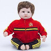 Куклы Reborn ручной работы. Ярмарка Мастеров - ручная работа Кукла Reborn, футболист Испания (B). Handmade.