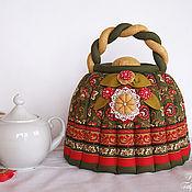 Посуда handmade. Livemaster - original item The warmer kettle on. Gift, kitchen interior decoration. Handmade.
