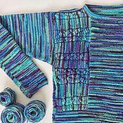 """Одежда ручной работы. Ярмарка Мастеров - ручная работа Вязаный джемпер """"Nalle"""". Handmade."""