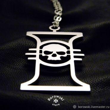 Decorations handmade. Livemaster - original item Inquisitorial Insignia (Warhammer 40k). Handmade.