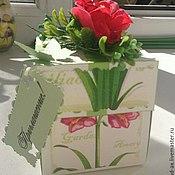 handmade. Livemaster - original item Magic box Invitations for the wedding (box). Handmade.
