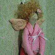"""Куклы Тильда ручной работы. Ярмарка Мастеров - ручная работа Садовый ангел """"Тильда"""". Handmade."""