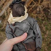 Куклы и игрушки handmade. Livemaster - original item Misha. Handmade.