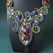 Украшения handmade. Livemaster - original item Necklaces Of The Line Of Life. Handmade.