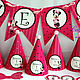 Праздничная атрибутика ручной работы. Набор для оформления дня рождения в стиле Микки Маус (Минни Маус). СадМира (Анастасия). Интернет-магазин Ярмарка Мастеров.