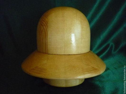 Mannequins handmade. Livemaster - handmade. Buy Blank - hat felting 002.Blank, lacquer