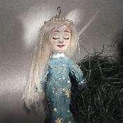 """Куклы и игрушки ручной работы. Ярмарка Мастеров - ручная работа """" Русалочка"""" продано. Handmade."""