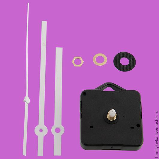 Другие виды рукоделия ручной работы. Ярмарка Мастеров - ручная работа. Купить Часовой механизм для настенных часов 12 вариантов. Handmade.