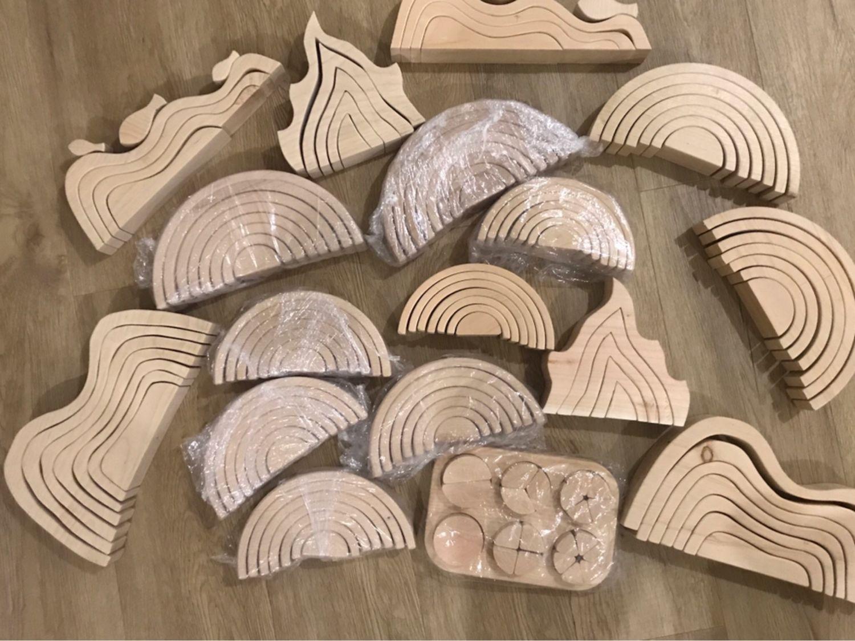 Заготовки деревянных игрушек, Игрушки, Новосибирск, Фото №1