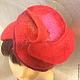 Шляпы ручной работы. ХАБАНЕРА. 'О-Val'   Ирина Соколова. Ярмарка Мастеров. Аксессуары handmade, ручная авторская работа