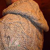 Одежда ручной работы. Ярмарка Мастеров - ручная работа Мужская куртка с капюшоном. Handmade.