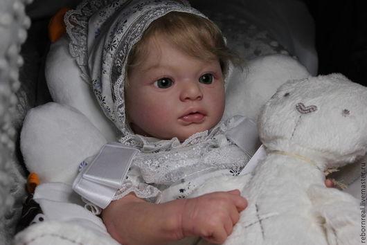Куклы-младенцы и reborn ручной работы. Ярмарка Мастеров - ручная работа. Купить Джульетта. Handmade. Реборн, кукла реборн